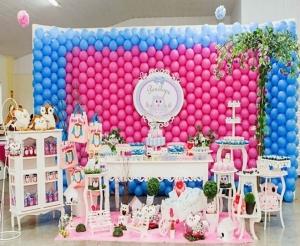 baloes enchimento e decoracao de festa de aniversario com a festa e cia em oferta no barato de fortaleza compras coletivas