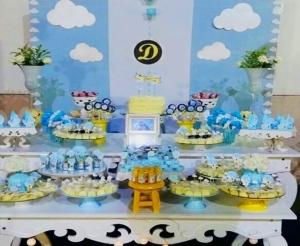 decoracao festa mesa kit provencal compras coletivas ferta com kit provencal e baloes com desconto no barato de fortaleza compras coletivas