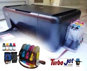 sistema bulk ink da turbo jet impressora multifuncional desconto barato de fortaleza compras coletivas