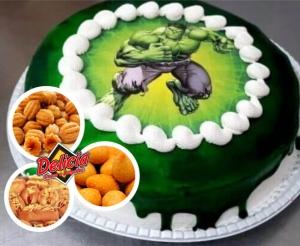 kit festa da delicia doces e salgados bolo salgados mini pizza mini dog e mini churros com desconto em oferta no barato de fortaleza compras coletivas