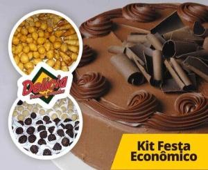 kit festa delicia doces e salgados compras coletivas fortaleza no barato de fortaleza oferta com desconto coletivo