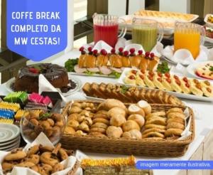 coffee break ou cafe da manha compras coletivas barato fortaleza oferta com desconto coletivo e promocao da mw cestas de cafe da manha e mimos