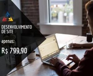 compras coletivas com oferta de desconto em desenvolvimento de site com hospedagem e manutenção tecnica da triweb digital no barato de fortaleza
