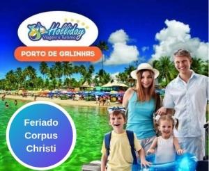 Porto de Galinhas Holliday Viagens Turismo Pacote de Ferias Hotel Pousada transporte Fortaleza Porto de Galinhas Fortaleza passeio praia carneiros e maragogi