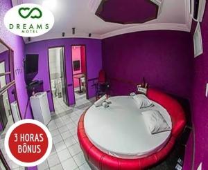 dreams motel suites delirius romantica fantasia com desconto em oferta no barato de fortaleza compras coletivas