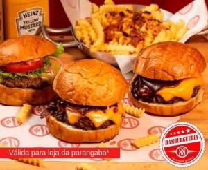 hamburgueria88 promocao na parangaba de sanduiche meet and cheese com desconto no barato de fortaleza compras coletivas