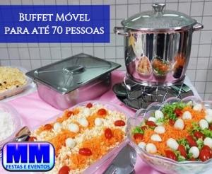 buffet movel com mm festas e eventos em oferta no barato de fortaleza compras coletivas