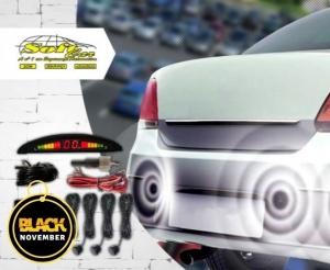 Sensor de Estacionamento na Soft Car, Sensor de re automotivo com instalação em oferta com desconto coletivo no Barato de Fortaleza Compras Coletivas