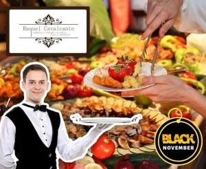 compras coletivas desconto em buffet movel simplificado ou completo com entrada almoco ou jantar e bebidas garcom da raquel cavalcante no barato de fortaleza