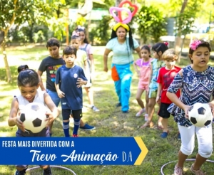 Deixe sua Festa mais Divertida com Palhaco Cerimonial Balao Infantil Trevo Animacao D.A Barato de Fortaleza Compra Coletiva