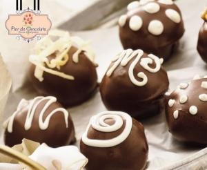 chocolates compras coletivas fortaleza Flor do Chocolate finos: Chocolates Brancos,Ovomaltine,Flocos Castanha oferta com desconto barato de fortaleza