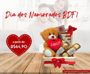 Dia dos Namorados Presente na Quarentena Oferta com Desconto Compra Coletiva