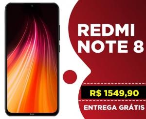 celular Xiaomi Redmi Note 8 64gb oferta com desconto e promocao compras coletivas