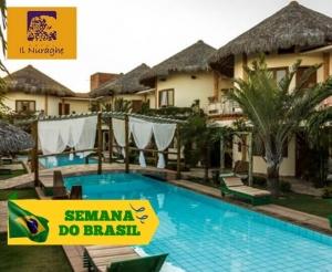 Hotel Il Nuraghe em Canoa Quebrada Oferta com Desconto Barato de Fortaleza Compras Coletivas