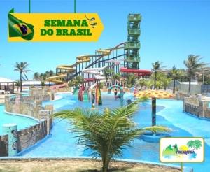 Semana do Brasil Oferta com Desconto no Ytacaranha Park Barato de Fortaleza Compras Coletivas