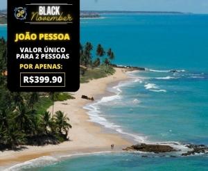 Black November Pacote Para Joao Pessoa da Holliday Viagens Turismo Oferta Com Desconto Compras Coletivas