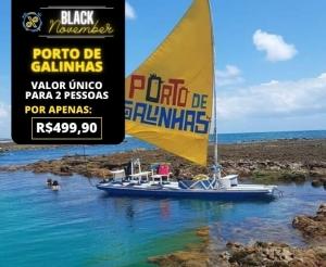 Pacote de Viagem para Porto de Galinhas Oferta com Desconto Black November Compras Coletivas