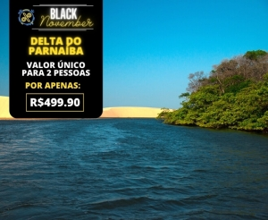 compras coletivas pacote de viagem para delta do parnaiba oferta com desconto no barato de fortaleza