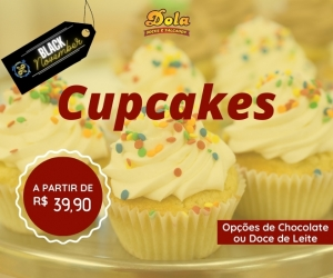 black november cupcakes com desconto do dola em oferta no barato de fortaleza compras coletivas